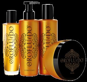 Shampoo van het merk Orofluido