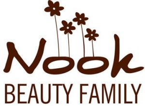 logo nook beauty family